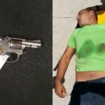 Bandidos tentam assaltam policiais civis em Pedro Velho.