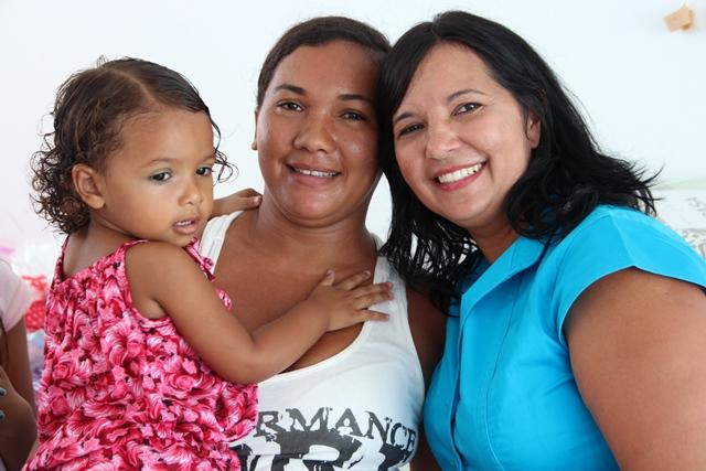 Prefeitura de Galinhos promove festa para homenagear as mães.