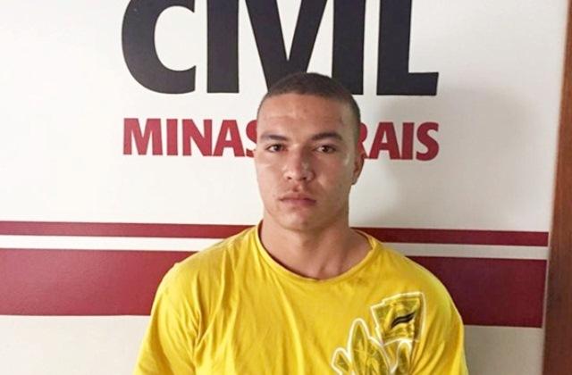 Foragido suspeito de matar namorada em Ceará-Mirim é preso em MG.
