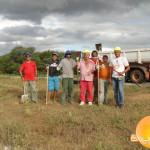 Operação tapa buraco na estrada de Galinhos foi concluída pela prefeitura.