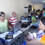 Semana cidadã atende 425 Galinheeses em apenas dois dias de atendimento.