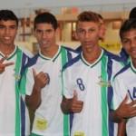 """Guamaré: Copa """"Livro a mão, bola no pé"""" terá a participação de 200 jovens."""