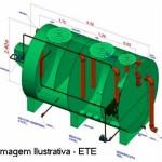Marcada a concorrência para fornecimento de equipamentos de construção da ETE de Guamaré.