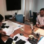 Macauenses estão insetos a pagar a conta de água a pedido do prefeito Kerginaldo.