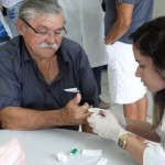 Guamaré: A Secretaria Municipal de saúde, através do ESF-I desenvolveu uma manhã dedicada à saúde.