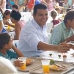 """Guamaré: Programa """"Pressa"""" fornece diariamente 700 refeições de qualidade para a população de Baixa Renda."""