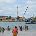 Conhecendo Guamaré: Rio Aratuá, um porto seguro para quem ama o dia e adora a noite.