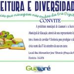 Convite: Desfile Cívico ao dia 7 de setembro em Guamaré.