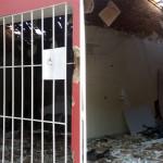 Bandidos explodem agência bancária em Coronel Ezequiel.