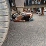 Acidente veicular no centro de Baraúna mata professora no dia dos professores.