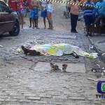 Domingo de sangue e terror em Felipe Camarão, nove baleados e sete mortes.