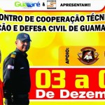 Convite: I-Encontro de Cooperação Técnica em Proteção e Defesa Civil de Guamaré.