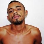 Acusado de matar o soldado Marcos Antônio em Natal foi preso em Guamaré no mês passado com arma de fogo.