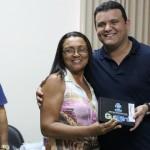Guamaré: Agentes de saúde do município recebem tabletes para atendimentos domiciliares.