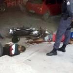 Parelhas: Tiroteio terminou com um ferido e dois mortos.