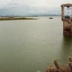 Barragem do Açu recebe 10 milhões de metros cúbicos de água.