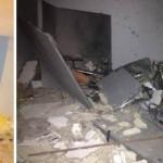 Quadrilha explode caixa eletrônico em Upanema.