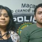 Caso Mika-Mika: Justiça decreta prisão de suspeitos e divulga foto do casal.