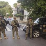 Polícia Federal faz operação na casa do ex-presidente Lula.