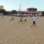 É dado início ao campeonato de Beach Soccer de Galinhos.