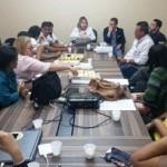 Conselho Gestor de Habitação de Interesse Social debate situação das famílias que residem nas áreas de risco de Guamaré.