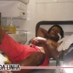 Briga por causa de uma jumenta termina com um ferido e outro preso pela PM.