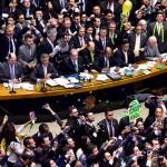 Câmara dos Deputados derruba Dilma, agora falta o Senado.