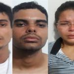 Polícia Civil prende trio suspeito de tentativa de homicídio contra taxista.