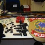 PF deflagra operação contra assaltantes dos Correios no RN.