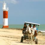 Galinhos está no mapa do turismo do RN.