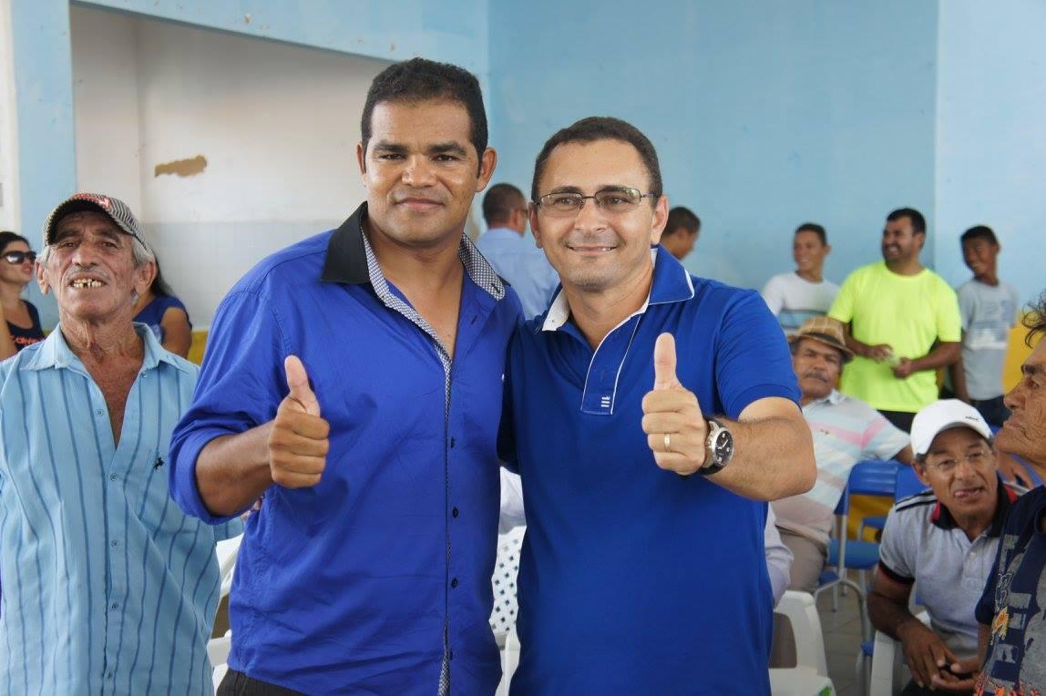 Resultado de imagem para prefeito Fábio Rodrigues (PRB) e do vice Afrânio Reis