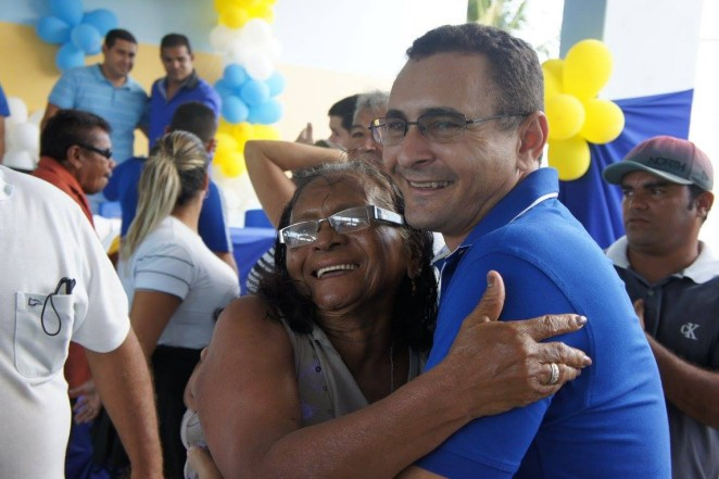 Convenção homologa candidatura de Fabio Rodrigues a prefeito de Galinhos.