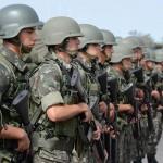 Unidades do Exército que vão reforçar segurança chegam ao RN nesta quarta-feira.