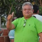 Dia de festa para o Subtenente da PM Luiz Carlos, o mestre dos Magos.