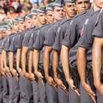 Estado abrirá 800 vagas para policiais militares e civis.