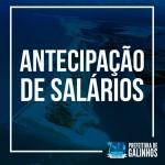 Prefeito de Galinhos paga servidores esquentando a economia da cidade.