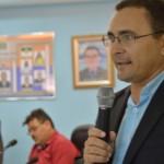 Prefeito Fábio faz leitura da mensagem anual na abertura dos trabalhos no legislativo.