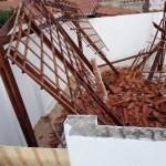 Dinheiro Público no Lixo: Obra da prefeitura desaba antes mesmo de ser inaugurada em Galinhos.