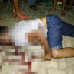 Execução à bala em Alto do Rodrigues.