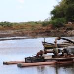 Vistoria localiza 280 bombas clandestinas no Rio Assú.