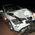 Advogado Mauro Gusmão sofre grave acidente após carro colidir com animal na BR 406 próximo a Jandaíra