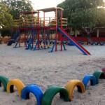 Prefeitura de Guamaré adquire parques infantis para as crianças da zona rural