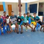 Gincana pedagógica marca o inicio das atividades do CRAS